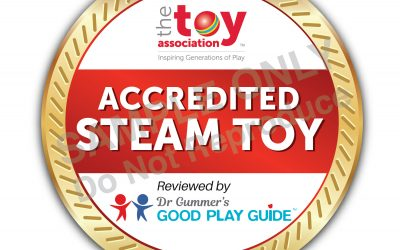 Steam Accreditation for Toy Industry Launched