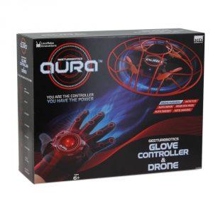 Aura GestureBotics Gesture-Controlled Flying Drone
