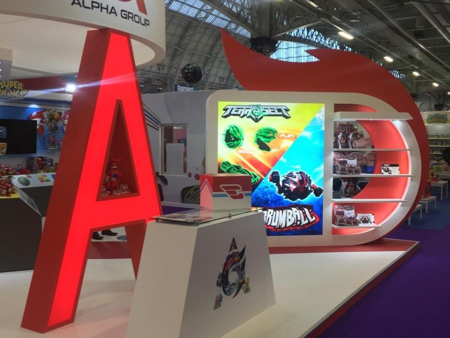 Alpha Animation makes debut at London Toy Fair