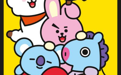 GB eye to Debut BT21 Collection