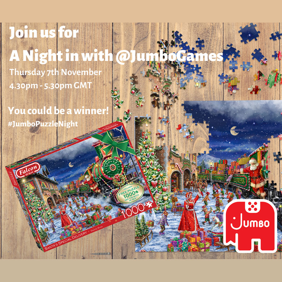 Jumbo Games Puzzle Party