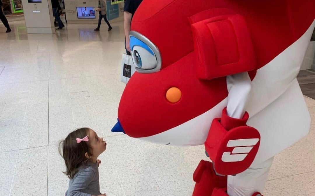 Super Wings soars with fan activity