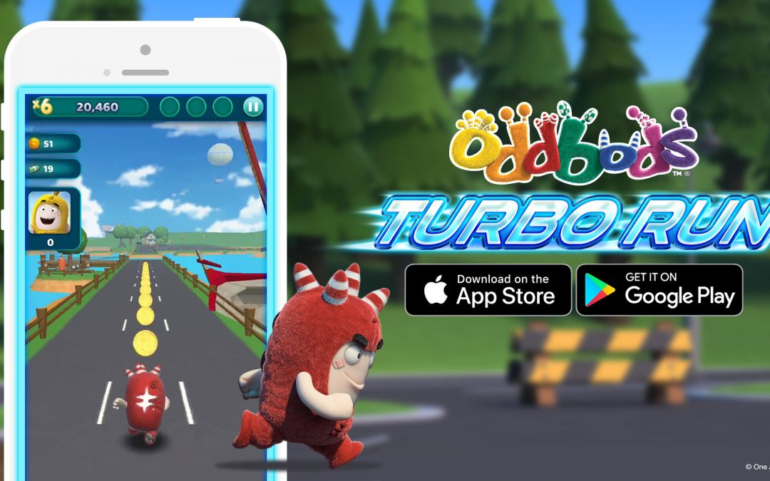 ODDBODS GO GLOBAL WITH GOGAME