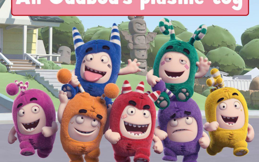 Oddbods Delivers National Preschool Campaign