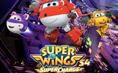Super Wings Season 4 prepares for take off