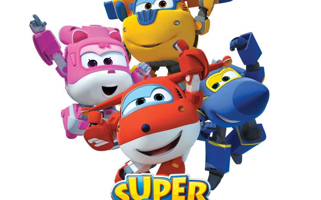 Super Wings flies into the Top 10 new properties!