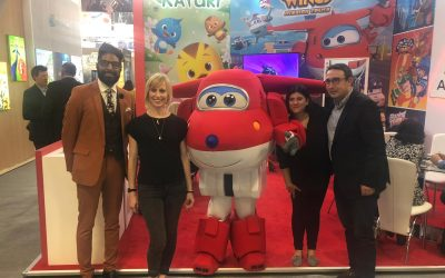Super wings to remain onboard Tiny Pop!