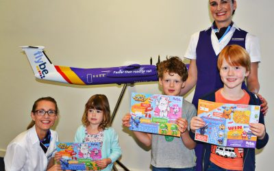 Super Wings takes to the skies with Flybe