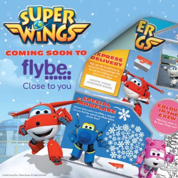 Super Wings Flybe