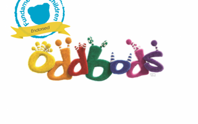 ODDBODS BRIGHTENS UP PRESCHOOLS  WITH NATIONAL NURSERY CAMPAIGN