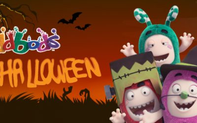 ODDBODS DELIVERS EXPLOSIVE RESULTS WITH 250M VIEWS OF ITS HALLOWEEN SPECIAL