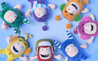 Oddbods & New Show, Antiks, Sign Slew of New Broadcast Partners
